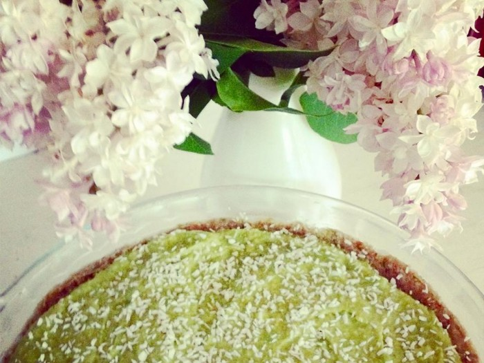 Raw Key Lime Pie (My Favourite Dessert to Date )
