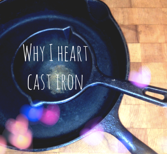 The Great Cast Iron Pan