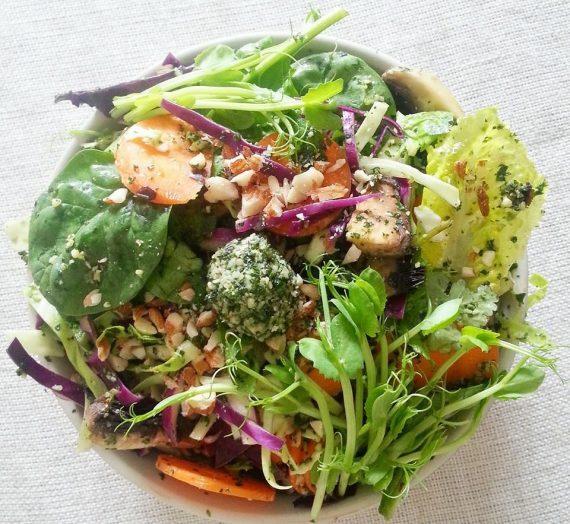 Super Breakfast Salad