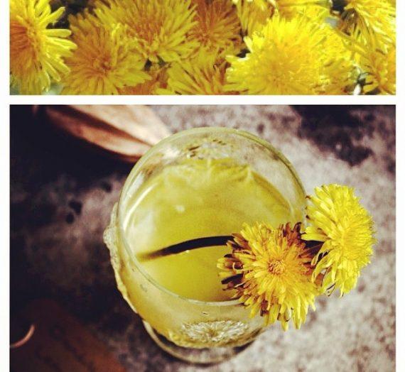 Detoxifying Dandelion Tea