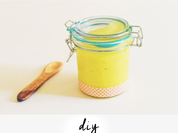 Lemon Zest + Cane Sugar Exfoliant