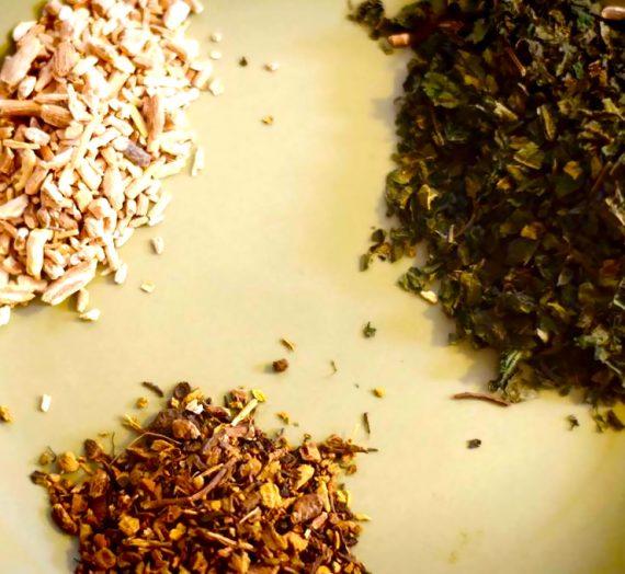 Herbal Iron Elixir