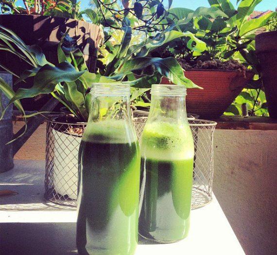 Vitamin Green Power Drink